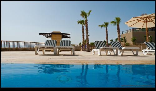 amman jordan holidayinn deadsea 2010 sunbed