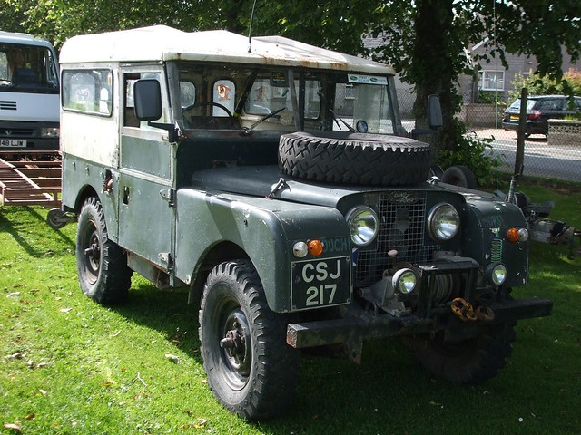 Land-Rover Series I
