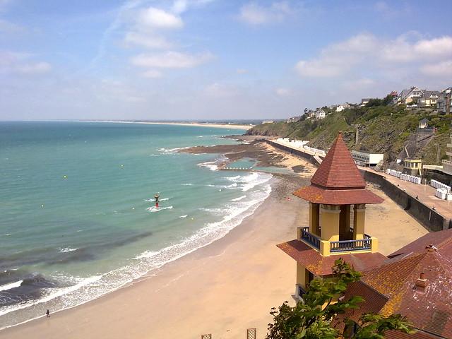 Granville beach   Flickr - Photo Sharing!
