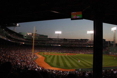 Fenway Summer Twilight