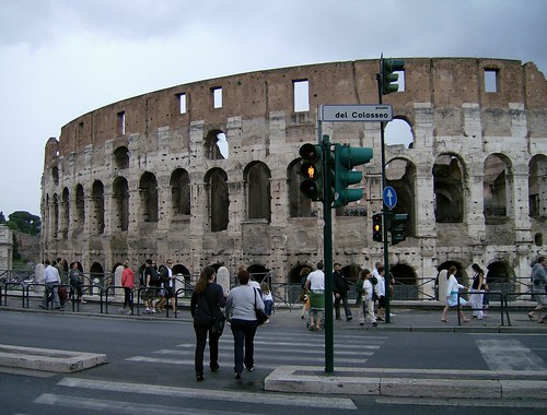 Rome Colosseum, Forum, Palatine Hill