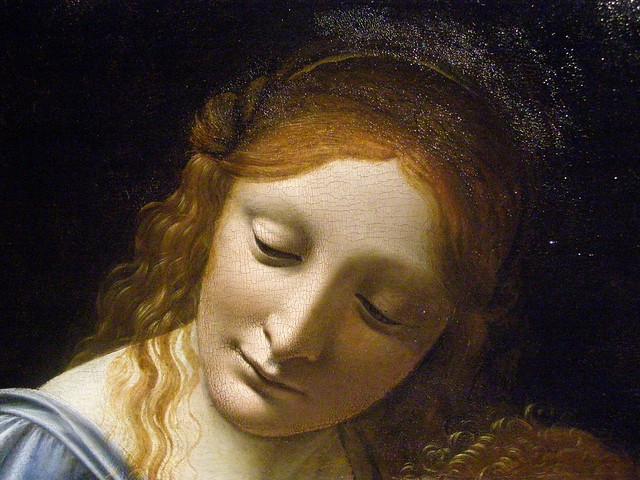 Giovanni Antonio Boltraffio, The Virgin and Child, c 1495 ...