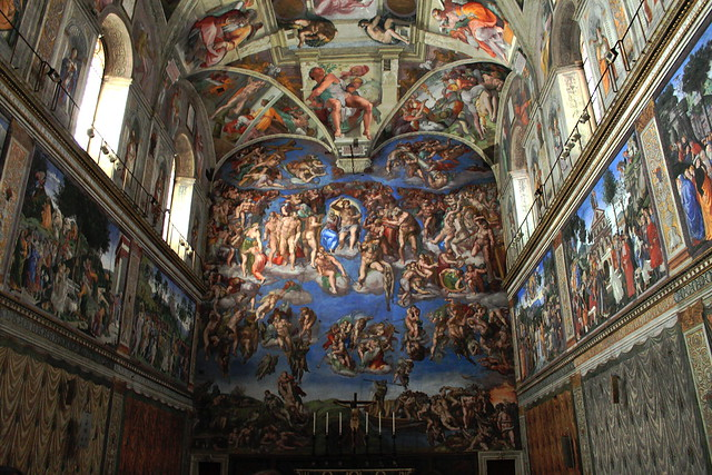 Sistine Chapel | Flickr - Photo Sharing!