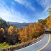 'The Long and Winding Road', United States, New York, Catskill Mountains, Kaaterskill Valley