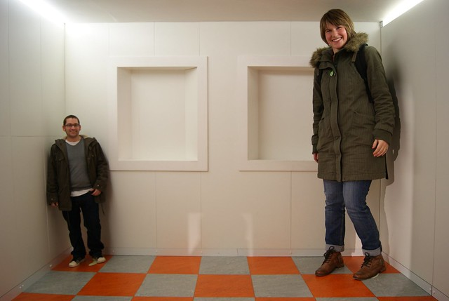 Adelbert Ames Room The Ames Room Was Developed by
