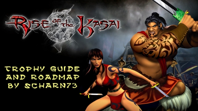 rise of the kasai ps2