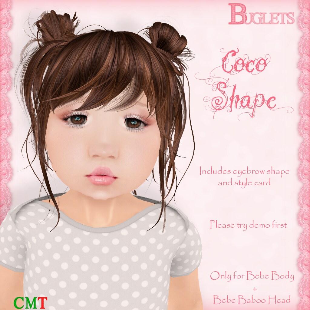 Coco Shape AD - SecondLifeHub.com