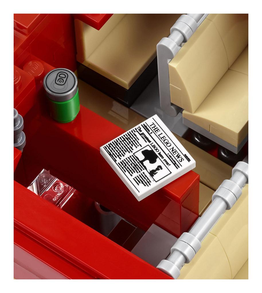 LEGO Creator Expert 10258 - London Bus