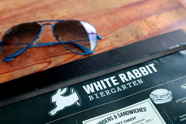 The White Rabbit Beer Garden Tanvii.com