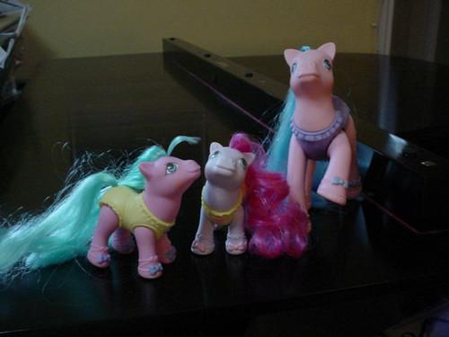 ballet ponies