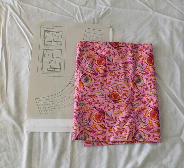 Sunny Days shorts pattern
