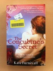 The Concubine's Secret - Kate Furnivall