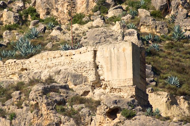 Castile walls