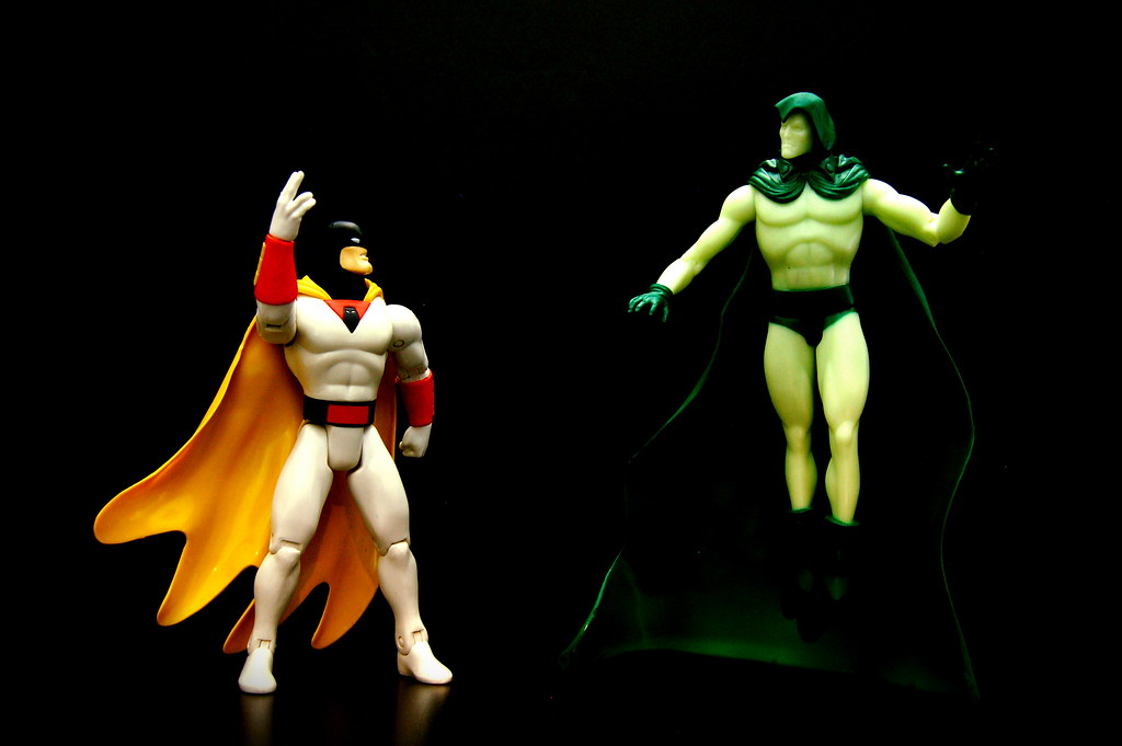 Space Ghost vs. The Spectre (4/365)