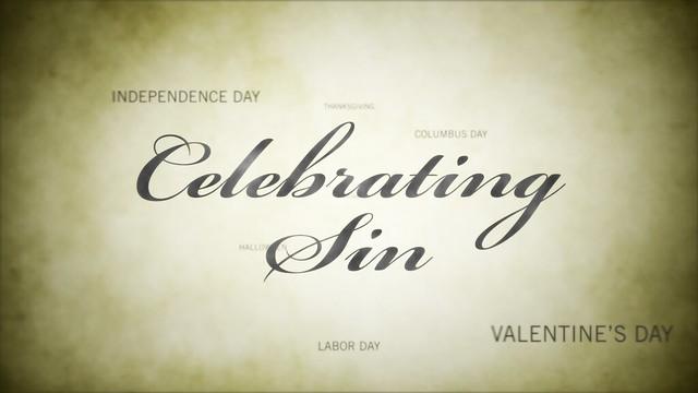 Celebrating Sin: Title