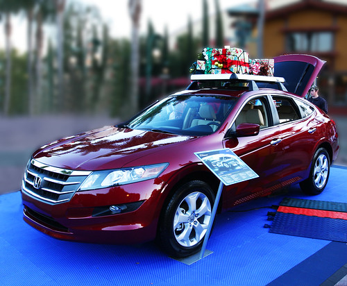 HONDA CROSSTOUR PICTURES