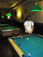 nine-ball(0.0), cue stick(0.0), games(0.0), carom billiards(0.0), indoor games and sports(1.0), individual sports(1.0), billiard room(1.0), snooker(1.0), sports(1.0), recreation(1.0), pool(1.0), billiard table(1.0), table(1.0), recreation room(1.0), english billiards(1.0), cue sports(1.0),