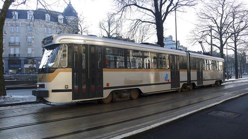 Brussels - Tram