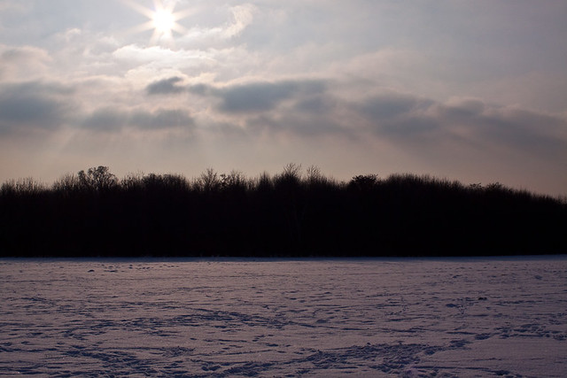 winter & sun