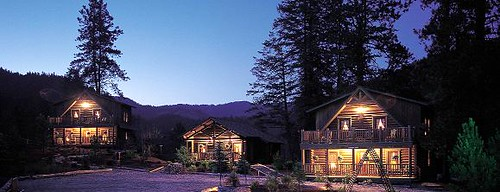 Red Horse Mountain cabins