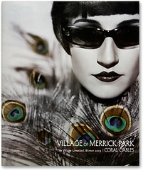 The Village of Merrick Park Magazine Cover ()