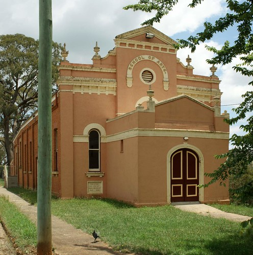 Vignette Rockley, NSW: Rockley School of Arts (1890)