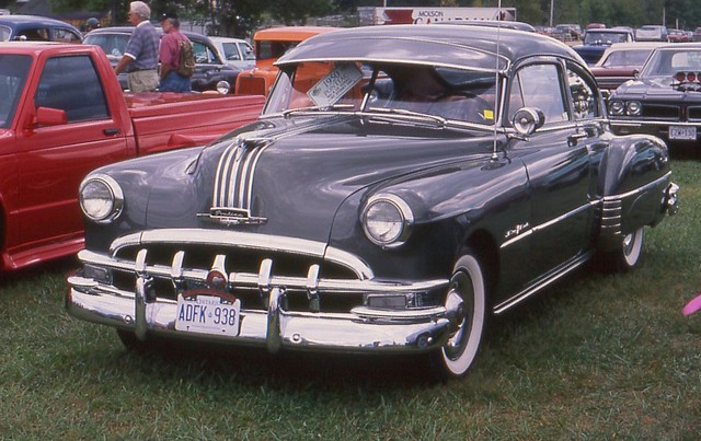 1950 pontiac streamliner 8 2 door flickr photo sharing for 1950 pontiac 2 door