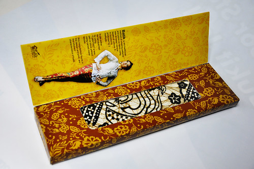 Batik Packaging Design Series
