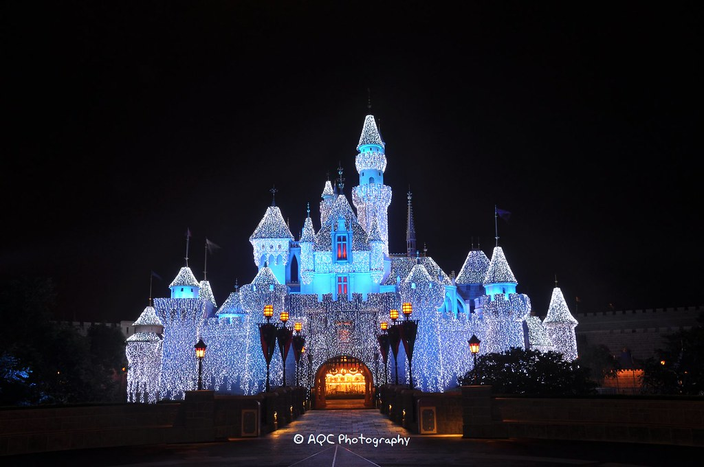 Christmas In Disneyland Hong Kong.Hong Kong Disneyland Christmas 2009 Alvin Chua Flickr