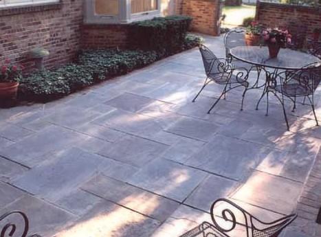 Hardscapes Design - Flagstone patios