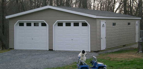 2 car garages double garage flickr photo sharing for 2 5 car garage cost