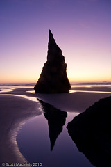 Last Light - Bandon, Oregon