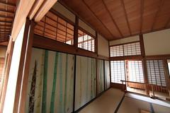 Japanese traditional style house interior / 水戸(みと)・好文亭(こうぶんてい)