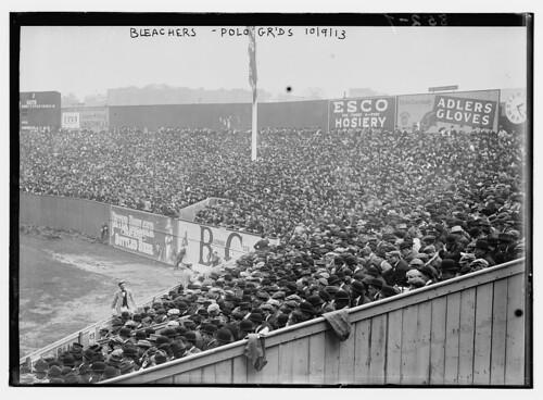 [Bleachers, World Series, Polo Grounds (baseball)]  (LOC)