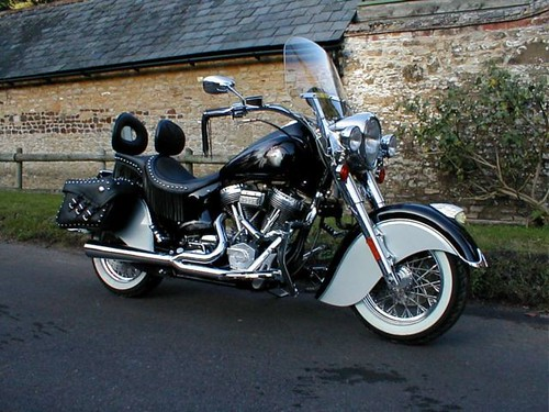 Indian Chief Delux  2002