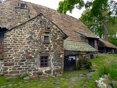 B25 farm museum, Moudeyres