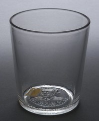 """Grant """"Let Us Have Peace"""" Portrait Drinking Glass"""