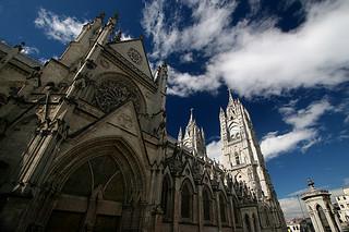 Basilica and the sky