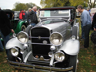 1931 Jordan Dual Cowl Touring