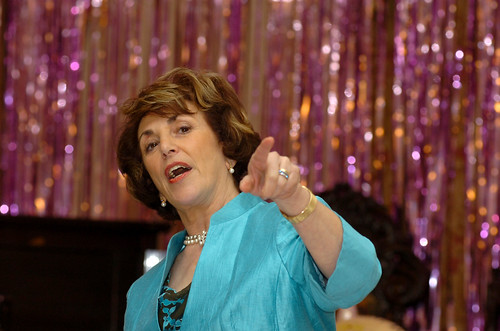 Edwina Currie at Annual Dinner 1