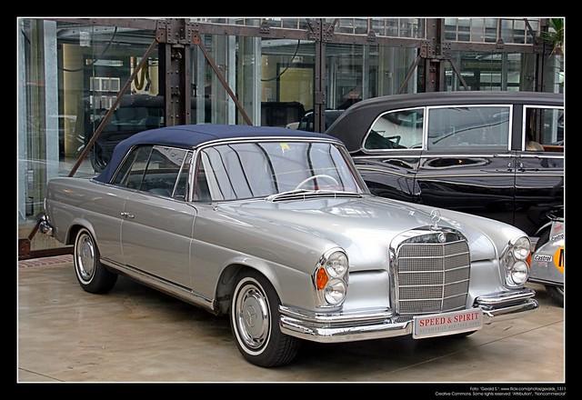 1961 mercedes benz w111 220 se cabrio 07 flickr photo sharing. Black Bedroom Furniture Sets. Home Design Ideas
