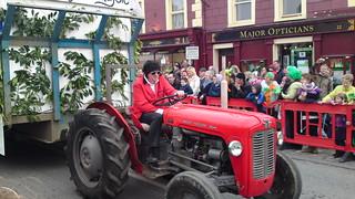 Likes Tractors