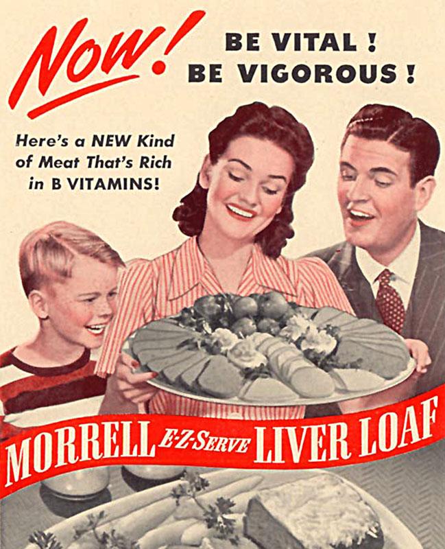 1941 ... liver life!