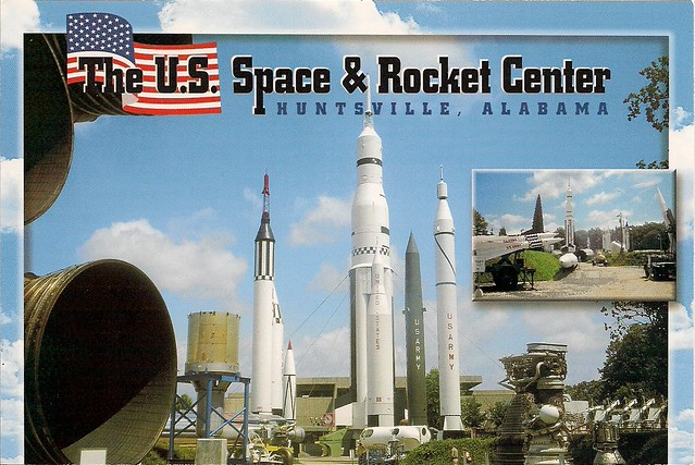 us space and rocket center sign - photo #5