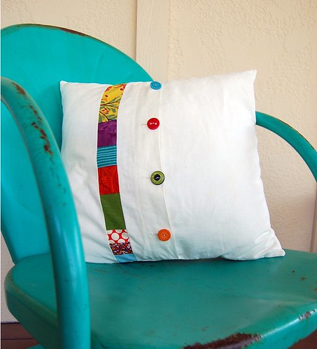 Party Pillow, back