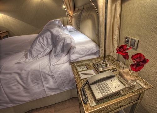 Sweet Dreams – Dulces Sueños, Room – Habitación de Hotel, Salamanca, HDR