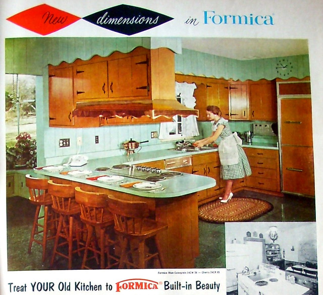 Modern Knotty Pine Kitchen Cabinets: Flickriver: Most Interesting Photos From Knotty Pine