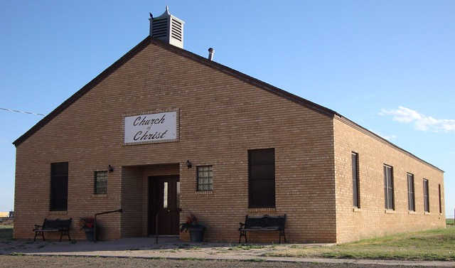 Church of Christ (Lariat, Texas)
