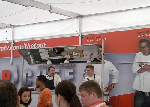 Top Chef Cooking Demo @ JCT
