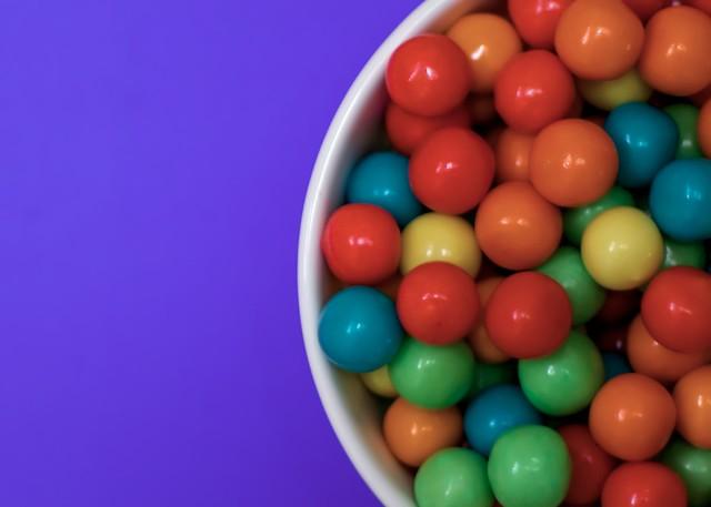 550d - Bubblegum Bowl